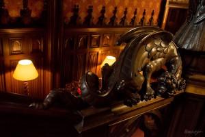 Дракон в Посольстве