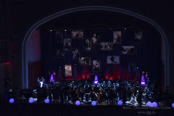 Моменты концертов «Dolce Vita» в Большом зале консерватории