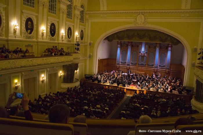 МГАСО под управлением Павла Когана: Пять смыслов Рихарда Штрауса в Большом зале консерватории