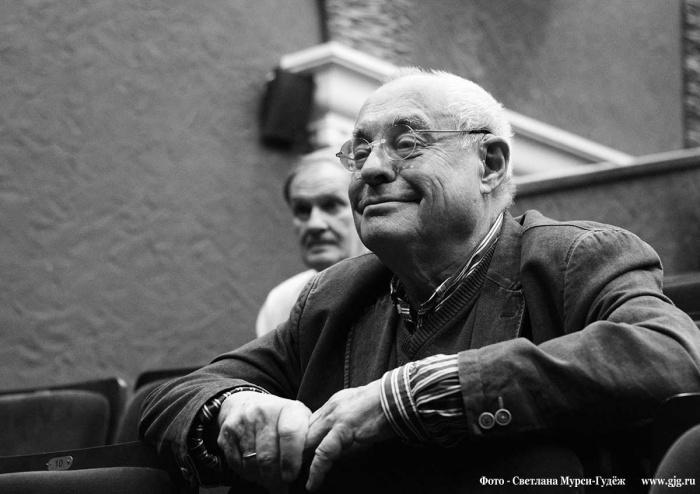 Моменты репетиций мюзикла Марка Розовского «Кандид, или Оптимизм». Часть 2