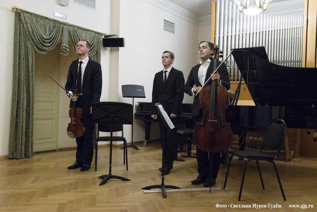 Миры музыки для альта Павла Романенко. Фото - Светлана Мурси-Гудёж