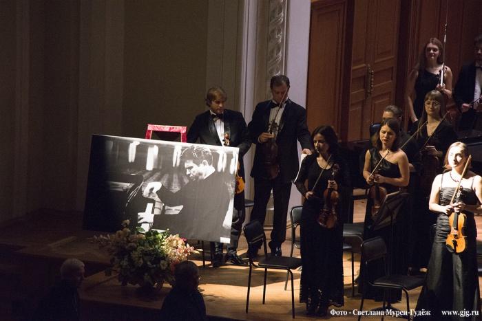 100-летие Эмиля Гилельса в Большом зале консерватории