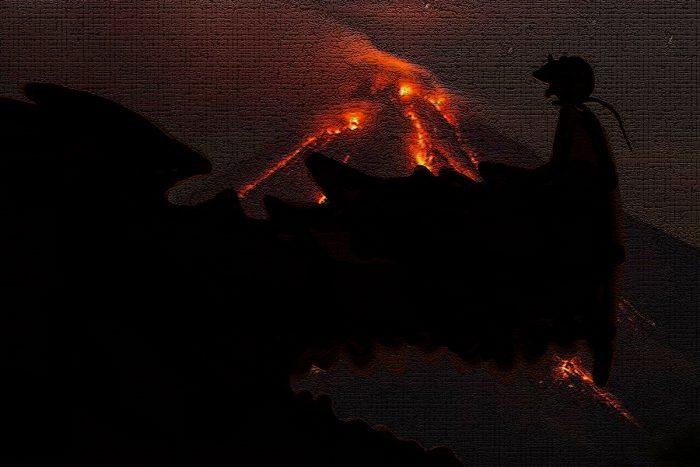 Первая сказка горы Хуошан. Лонг и Шуук-Шу