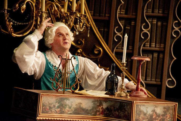 ФОТОГРАФИЯ: Премьера «Амадея» Марка Розовского в театре «У Никитских ворот»